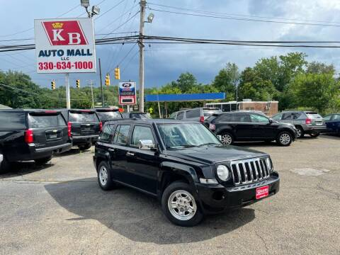2009 Jeep Patriot for sale at KB Auto Mall LLC in Akron OH