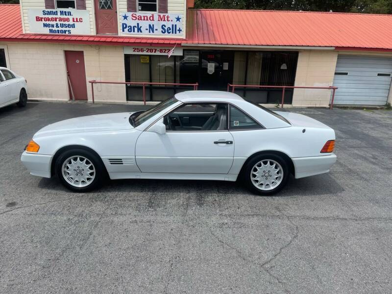 1991 Mercedes-Benz 300-Class for sale at Sand Mountain Brokerage LLC in Boaz AL