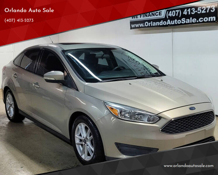 2015 Ford Focus for sale at Orlando Auto Sale in Orlando FL