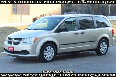 2013 Dodge Grand Caravan for sale at My Choice Motors Elmhurst in Elmhurst IL