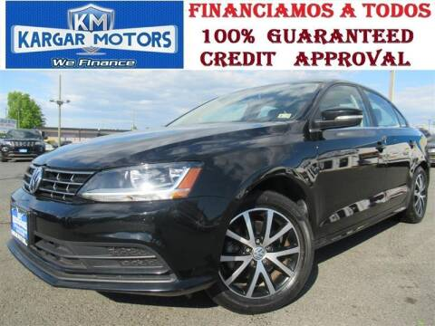2018 Volkswagen Jetta for sale at Kargar Motors of Manassas in Manassas VA