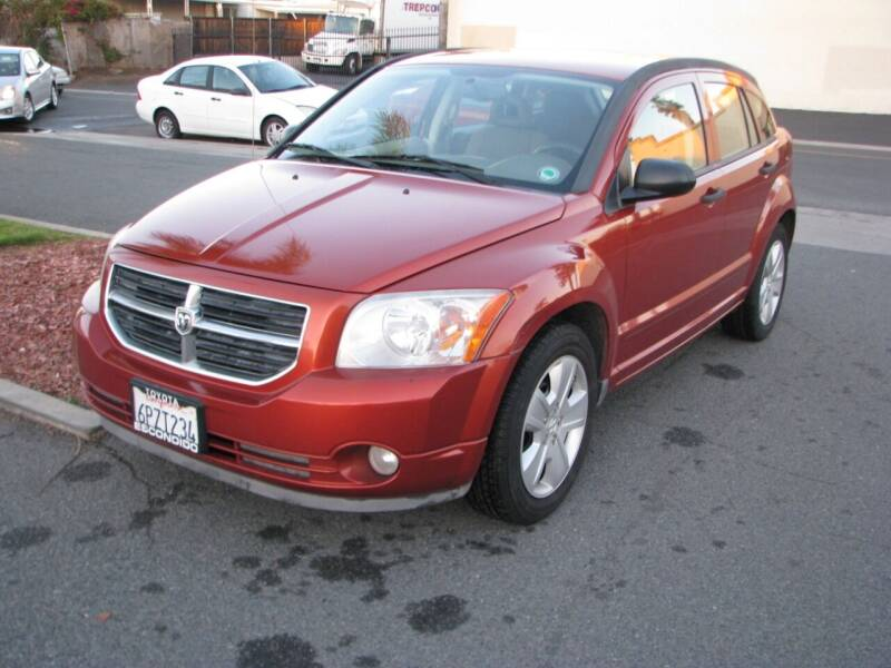 2007 Dodge Caliber for sale at M&N Auto Service & Sales in El Cajon CA