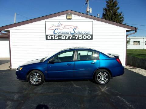 2005 Saturn Ion for sale at CARSMART SALES INC in Loves Park IL