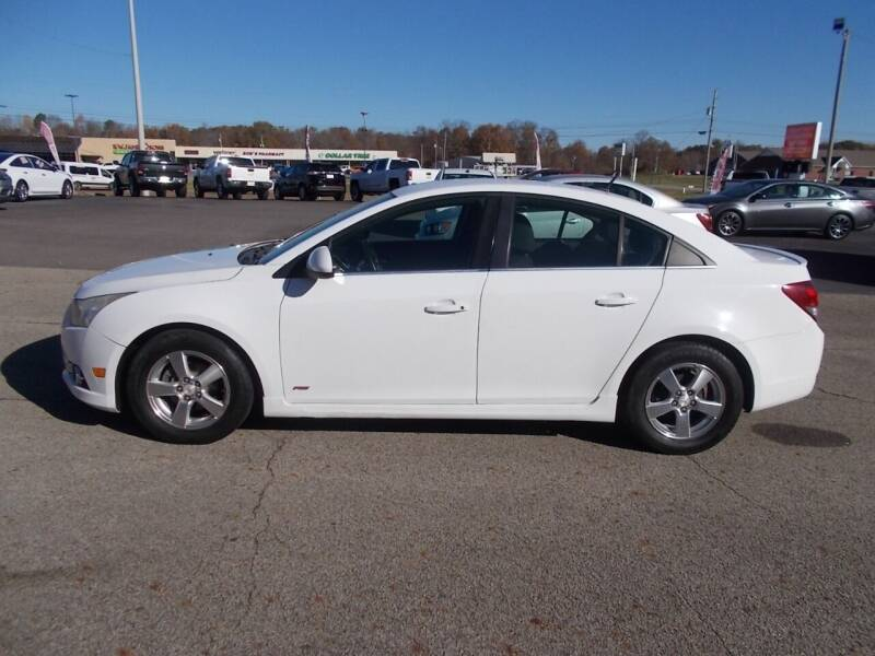 2011 Chevrolet Cruze for sale at West TN Automotive in Dresden TN