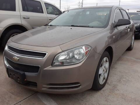2008 Chevrolet Malibu for sale at Auto Haus Imports in Grand Prairie TX