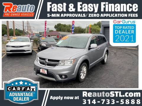 2017 Dodge Journey for sale at Reauto in Saint Louis MO