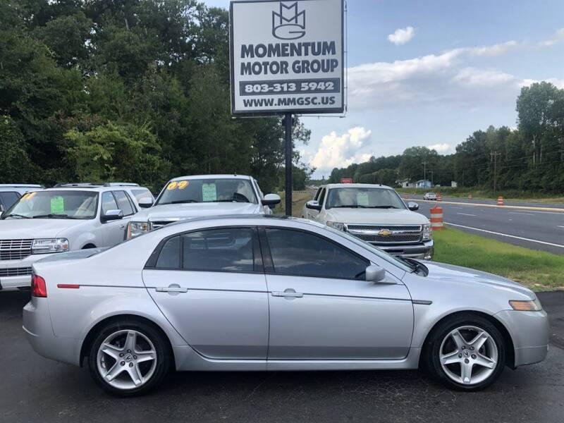 2006 Acura TL for sale at Momentum Motor Group in Lancaster SC