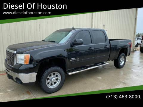 2009 GMC Sierra 2500HD for sale at Diesel Of Houston in Houston TX