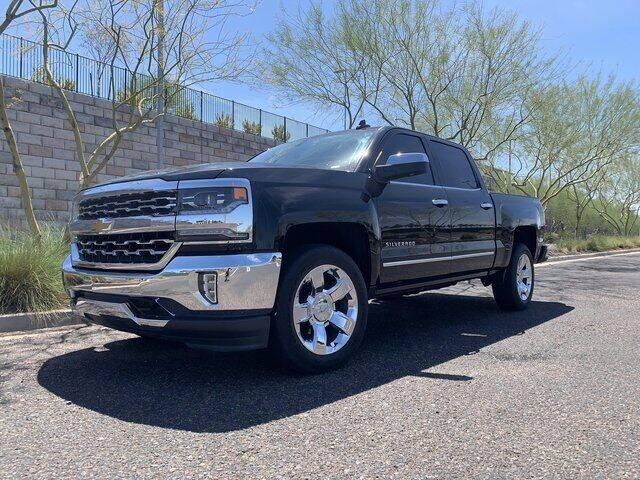 2017 Chevrolet Silverado 1500 for sale at AUTO HOUSE TEMPE in Tempe AZ