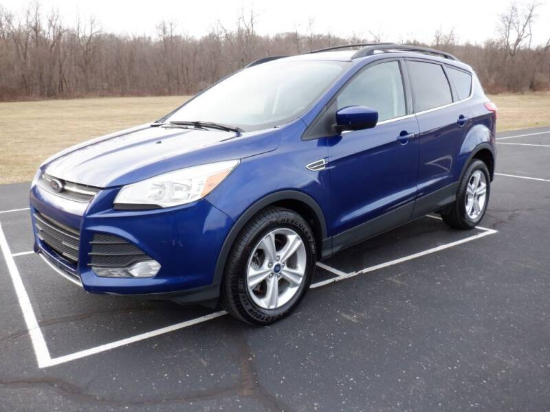 2015 Ford Escape for sale at MIKES AUTO CENTER in Lexington OH