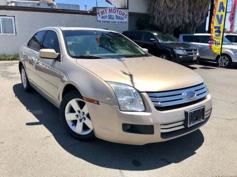 2008 Ford Fusion for sale at TMT Motors in San Diego CA