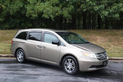 2011 Honda Odyssey for sale at El Patron Trucks in Norcross GA