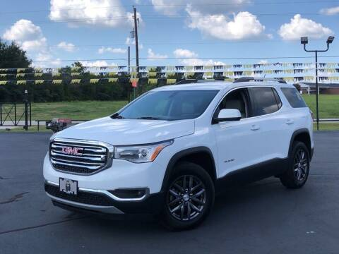 2017 GMC Acadia for sale at J & L AUTO SALES in Tyler TX