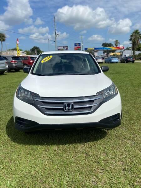 2012 Honda CR-V for sale at Unique Motor Sport Sales in Kissimmee FL
