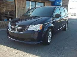 2013 Dodge Grand Caravan for sale at Leavitt Brothers Auto in Hooksett NH