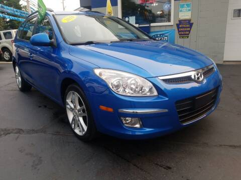 2010 Hyundai Elantra Touring for sale at Fleetwing Auto Sales in Erie PA