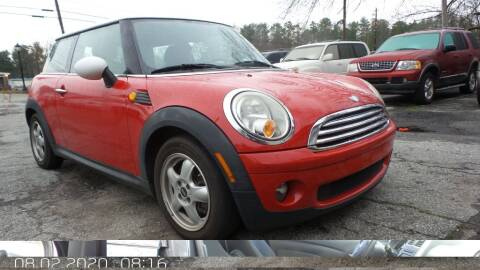 2007 MINI Cooper for sale at E-Motorworks in Roswell GA