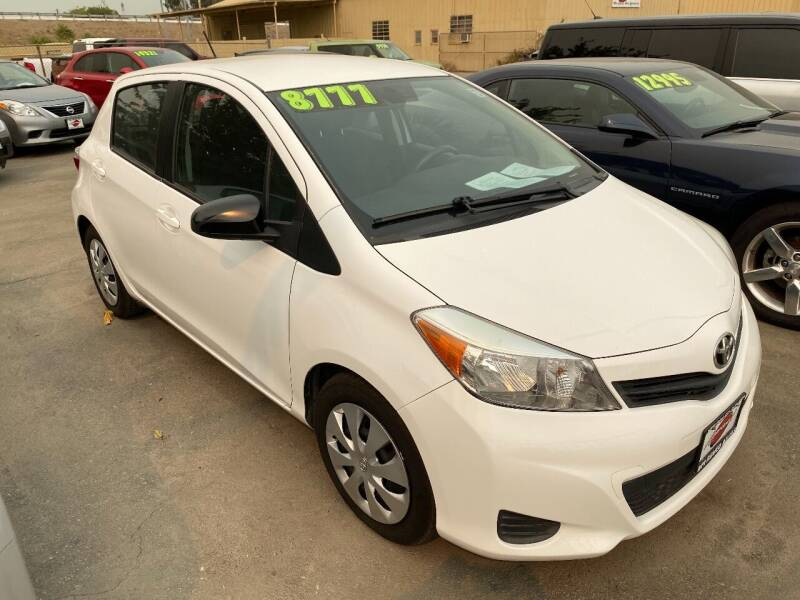 2014 Toyota Yaris for sale at Approved Autos in Bakersfield CA