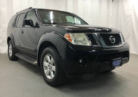 2008 Nissan Pathfinder for sale at Direct Auto Sales in Philadelphia PA