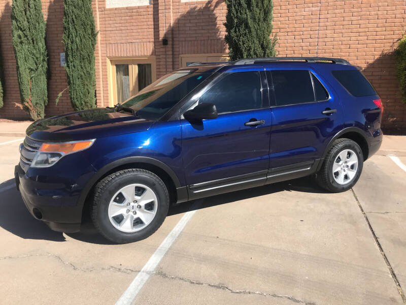 2011 Ford Explorer for sale at Freedom  Automotive in Sierra Vista AZ