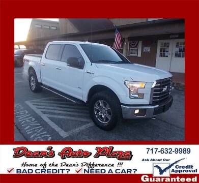 2016 Ford F-150 for sale at Dean's Auto Plaza in Hanover PA