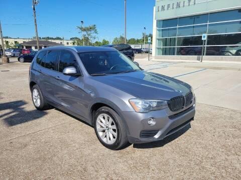 2016 BMW X3 for sale at JOE BULLARD USED CARS in Mobile AL