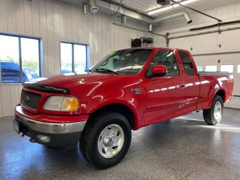 2000 Ford F-150 for sale at Sand's Auto Sales in Cambridge MN