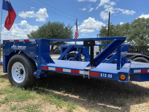 2020 AIR TOW  - S12-5500 LB PAYLOAD for sale at LJD Sales in Lampasas TX