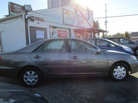 2006 Toyota Camry for sale at G&R Auto Sales in Lynnwood WA