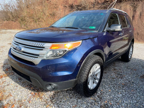 2011 Ford Explorer for sale at Turner's Inc in Weston WV