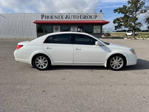 2007 Toyota Avalon for sale at PHOENIX AUTO GROUP in Belton TX