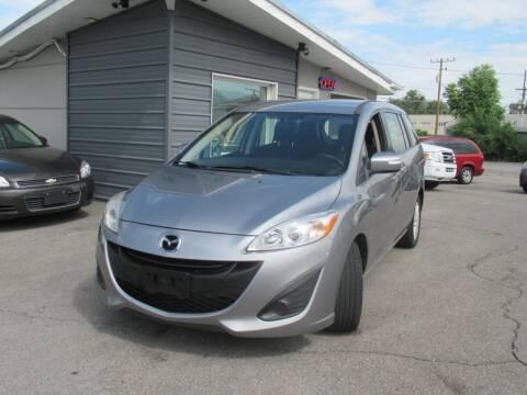 2015 Mazda MAZDA5 for sale at Crown Auto in South Salt Lake UT
