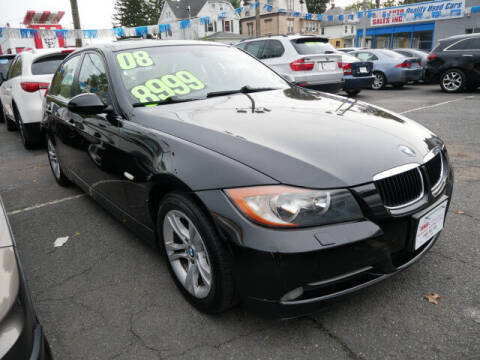 2008 BMW 3 Series for sale at M & R Auto Sales INC. in North Plainfield NJ