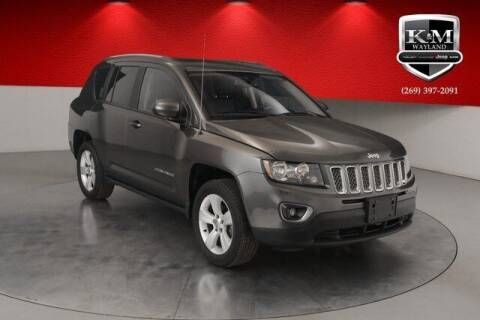 2017 Jeep Compass for sale at K&M Wayland Chrysler  Dodge Jeep Ram in Wayland MI
