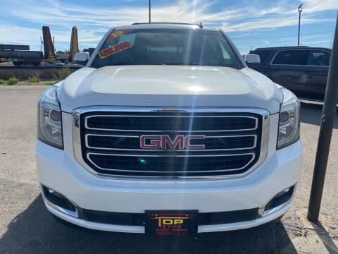 2015 GMC Yukon XL for sale at Top Line Auto Sales in Idaho Falls ID