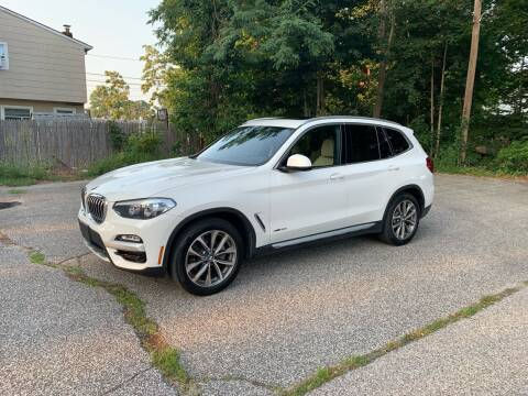 2018 BMW X3 for sale at Long Island Exotics in Holbrook NY