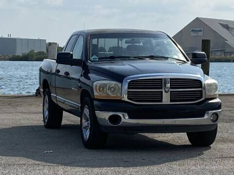 2006 Dodge Ram Pickup 1500 for sale at Pioneers Auto Broker in Tampa FL