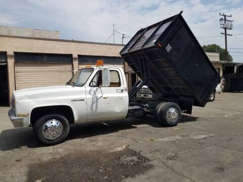 1989 GMC C/K 3500 Series for sale at Vehicle Center in Rosemead CA