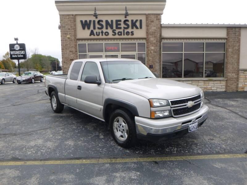 2006 Chevrolet Silverado 1500 for sale at Wisneski Auto Sales, Inc. in Green Bay WI