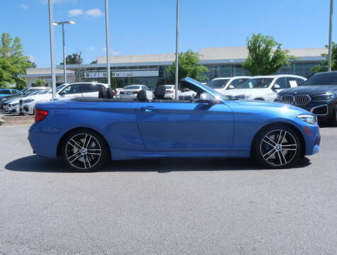 2018 BMW 2 Series for sale at Southern Auto Solutions - BMW of South Atlanta in Marietta GA