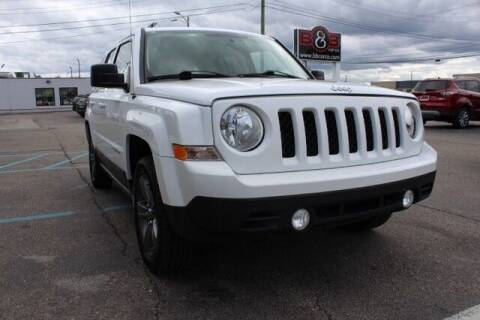 2015 Jeep Patriot for sale at B & B Car Co Inc. in Clinton Twp MI