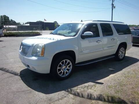 2008 GMC Yukon XL for sale at Sanders Motor Company in Goldsboro NC