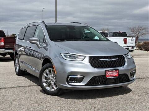 2021 Chrysler Pacifica for sale at Rocky Mountain Commercial Trucks in Casper WY