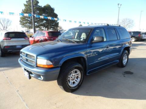 2001 Dodge Durango for sale at America Auto Inc in South Sioux City NE