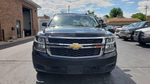 2015 Chevrolet Tahoe for sale at Veto Enterprises, Inc. in Sycamore IL