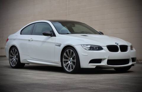 2009 BMW M3 for sale at MS Motors in Portland OR