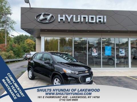2020 Chevrolet Trax for sale at Shults Hyundai in Lakewood NY