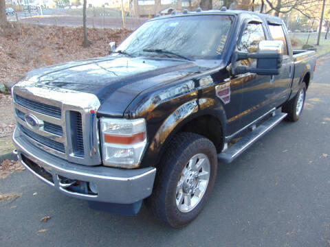 2009 Ford F-250 Super Duty for sale at Lakewood Auto in Waterbury CT