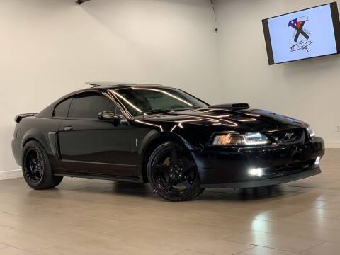 2003 Ford Mustang for sale at TX Auto Group in Houston TX