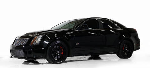 2009 Cadillac CTS-V for sale at Houston Auto Credit in Houston TX